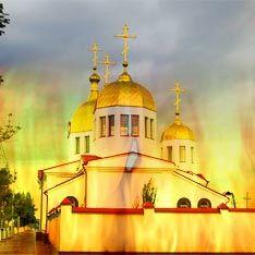 Три церкви сожгли для вражды