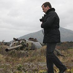 Токио грозит ответом на поездку Медведева