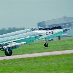В Румынии разбился МиГ-21