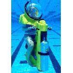 Великобритания: Эндрю Сниз изобрел подводный скутер