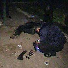 """В Дагестане убит боевик с """"поясом шахида"""""""