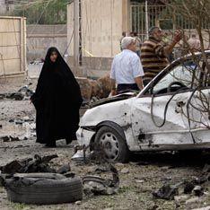 Серия взрывов сотрясла Багдад