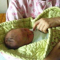 Девочка родила ребенка в десять лет
