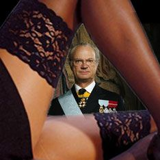 Короля Швеции уличили в сексуальных оргиях