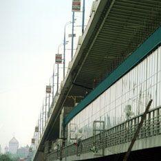 В Москве самоубийца спрыгнул с моста