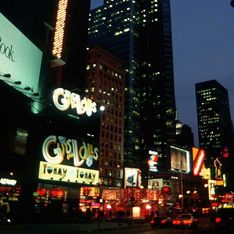 Ночь клабберов в Нью-Йорке