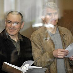 Ходорковского и Лебедева приговорили заранее