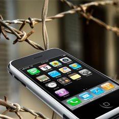 За перепрошивку iPhone будут сажать