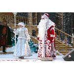 Россия: Дед Мороз под присмотром веб-камер