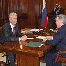 Собянин и Громов договорились развиваться вместе