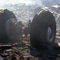 При крушении самолета в Дарфуре погибли 15 человек