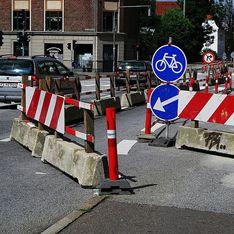Столичные улицы очистят от ремонта