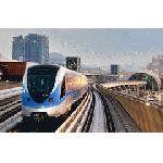 ОАЭ: в дубайском метро появилось пять новых станций