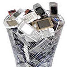 Мобильники выходят из моды