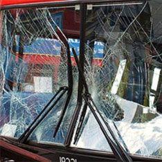 В Египте перевернулся автобус с россиянами
