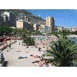 В Монако мировые знаменитости примут участие в турнире по пляжному футболу