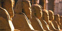 В Египте обнаружена Дорога сфинксов