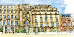 Отель Shangri-La в Париже готовится принимать гостей