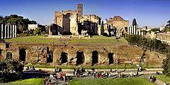 В Риме открылся для посещений древний храм