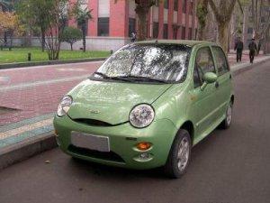 Обзор автомобиля Chery QQ...