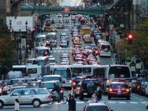 Американцы составили рейтинг самых загруженных дорог США