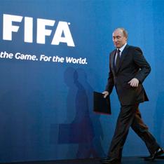 Путин тайно общался с ФИФА