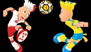 Славек и Славко – Талисманы Евро-2012