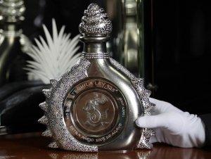 The Diamond Sterling - самая дорогая текила в мире