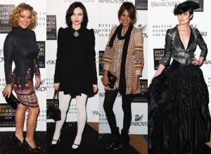 В Лондоне состоялась церемония British Fashion Awards!