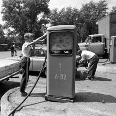 Бензин будет стоить копейки
