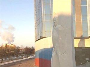 В Екатеринбурге открыт памятник Борису Ельцину